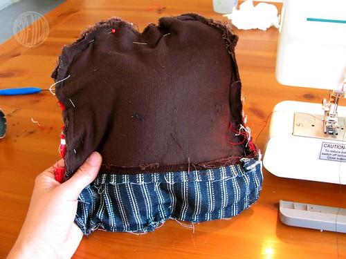 A Bear Hot Pocket!