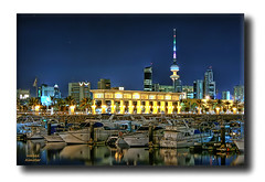 kuwait night (Waleed Almotar) Tags: landscape shot dream fav kuwait waleed nite souq    sharg            almotar