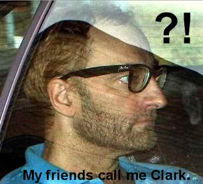 Is this really the mysterious Clark Rockefeller?