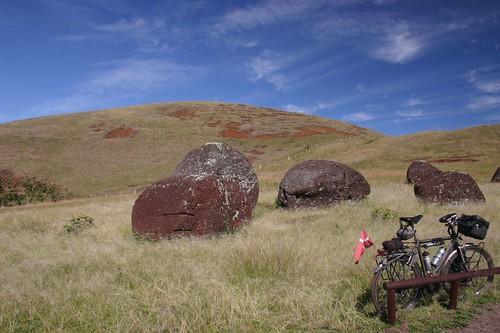 Puna Pau, Rapa Nui.