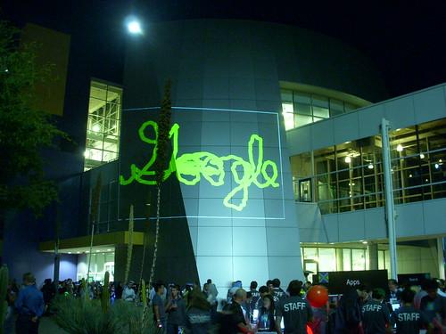 Google en Graffiti digital