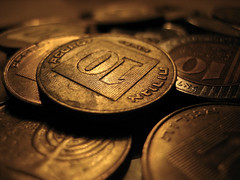 Money (FX-1988) Tags: new money macro coin currency israeli agora nis shekel כסף שקל flickrsbest אגורות mywinners abigfave שח anawesomeshot
