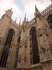 Duomo de Miln (baldivieso) Tags: europa italia duomo miln