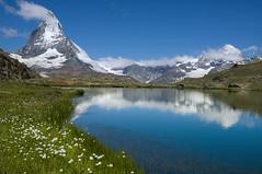 Lago Riffelsee (D2X02134) ('LM') Tags: alps switzerland zermatt matterhorn riffelsee svizzera wallis valais cervino blueribbonwinner vallese anawesomeshot diamondclassphotographer horu theperfectphotographer absolutelystunningscapes luigimastropietro
