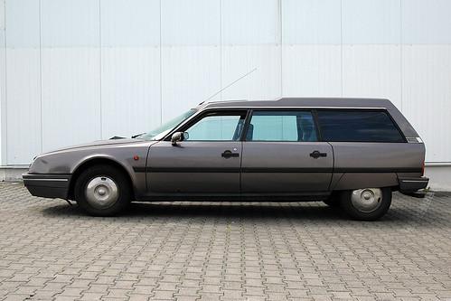 1987 Citroen CX Break TRD2