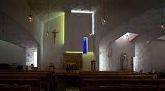Holl St (ken mccown) Tags: seattle light architecture modernism chapel seattleuniversity stevenholl chapelofstignatius