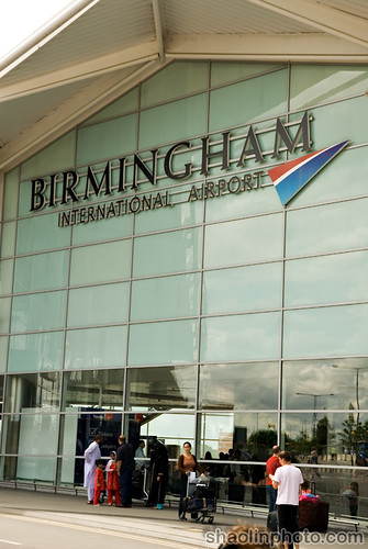 Birmingham International Airport - BHX