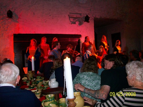 Ireland - Bunratty Castle Medevil Banquet