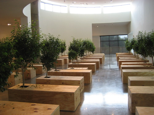 """""""Ex It"""" by Yoko Ono at American University Museum 9/13/08 - 11 by you."""