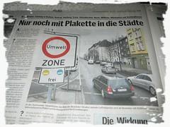 Umweltzone Ruhrgebiet