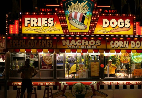 Fries & Dogs