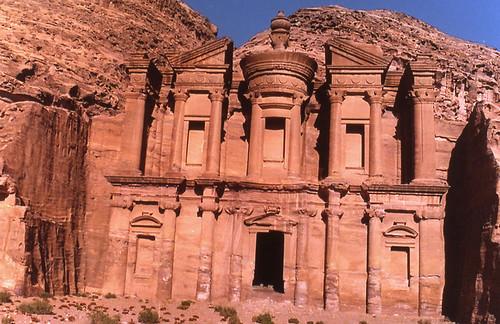 Petra, Jordan - 1988