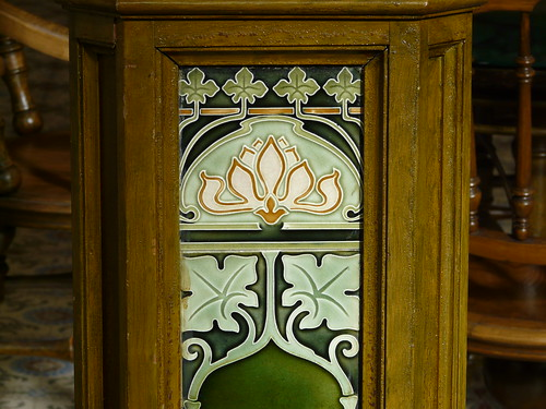 Art Deco Tegels : Winter garden : tiles villeroy & boch art nouveau tegels villeroy