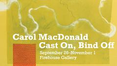 Carol MacDonald Opening