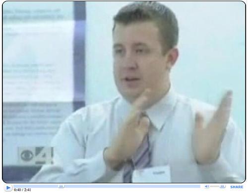 Dan Letnes on WCCO