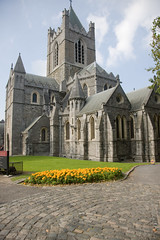 Christ Church Area Of Dublin