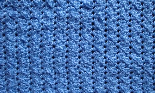 Sandman Afghan Blue 01