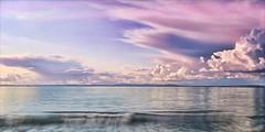 Gullane Beach- Long exposure effect