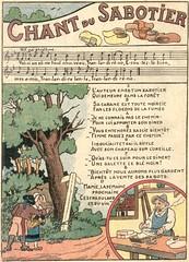 chant du sabotier