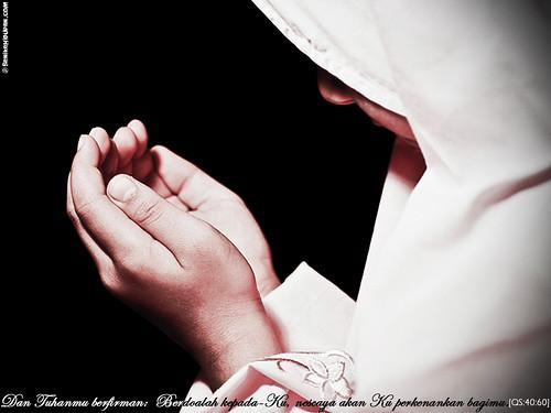 Aku Berdoa padaMU Allah