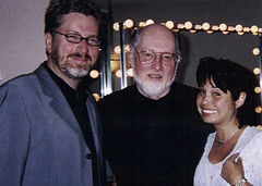 Peter, John Williams, Jo MyLastBite.com