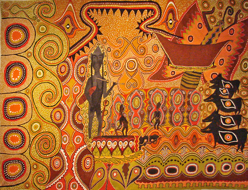 Kumurr de Chiphowka Robin Kowspi (musée du quai Branly)