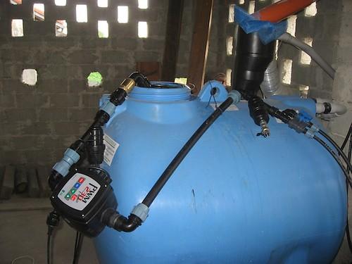 Pannelli Fotovoltaici Raffreddati Ad Acqua.Il Mio Impianto Di Raffreddamento Fotovoltaici Ad Acqua Meteorica