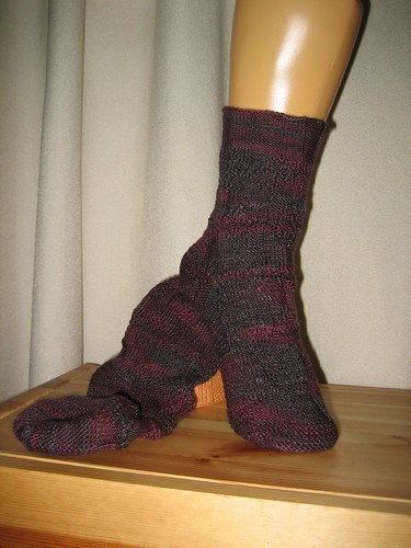 Socktober - STR Reversai Re-do