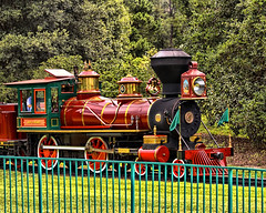 Disney - Engine No. 4 - Roy O. Disney