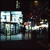 she-wolf (hurtingbombz) Tags: street urban 120 6x6 girl night hongkong crossing bronica mf provia f28 80mm 400x sqai pushedtwostops zenzanon backsight rückenfigur ps80