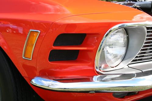 Boss 302 Mustang