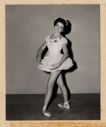 Annette the Ballerina, 1950s