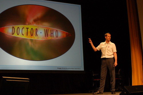 Ken Banks at PopTech 2008