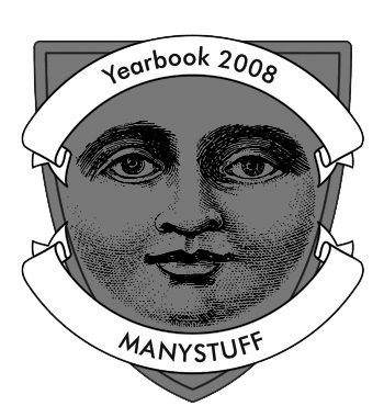 Manystuff yearbook 2008