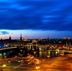 Det finns några bra loppmarknader i Stockholm