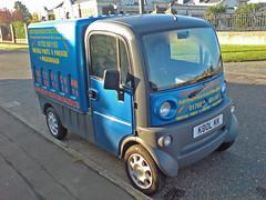 Mega Electric Van