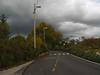 nuvoloni neri incombenti