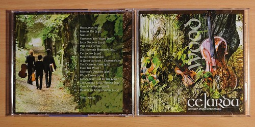 CD-Cover Celarda -Aussenansicht