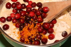 Whole Foods Recipe: Cranberry-Orange Muffin