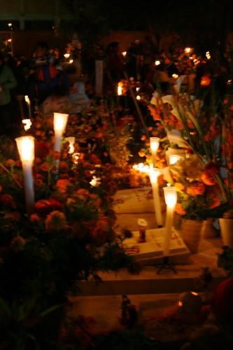 candelit aisle
