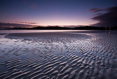 Rippled Dawn (Chris Gin) Tags: newzealand beach sunrise island dawn auckland nz waiheke oneroa platinumphoto anawesomeshot damniwishidtakenthat