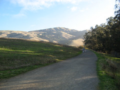 Peak from trail head
