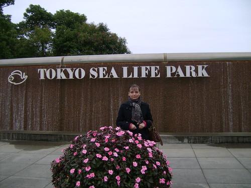 Tokyo Sea Life Park