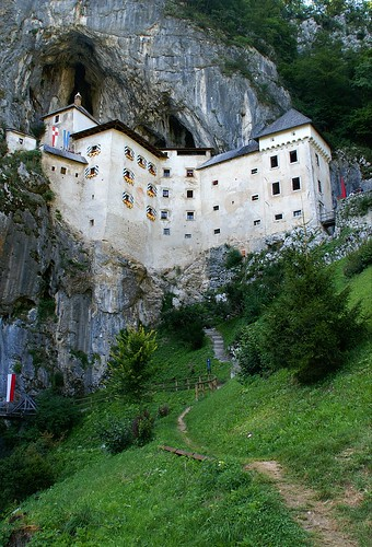 "Predjama Castle (Predjama Grad) • <a style=""font-size:0.8em;"" href=""http://www.flickr.com/photos/26679841@N00/3053178093/"" target=""_blank"">View on Flickr</a>"