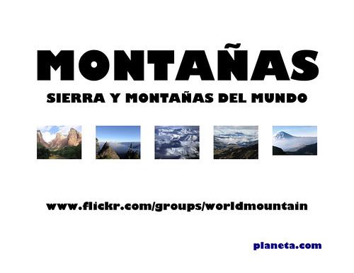 Montañas/Mountains