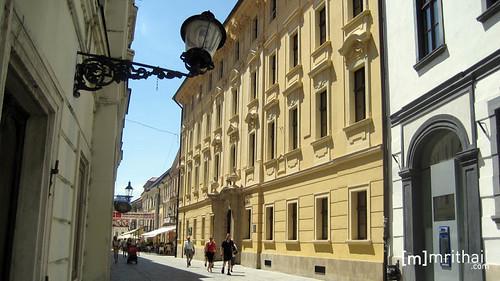 Bratislava - Street