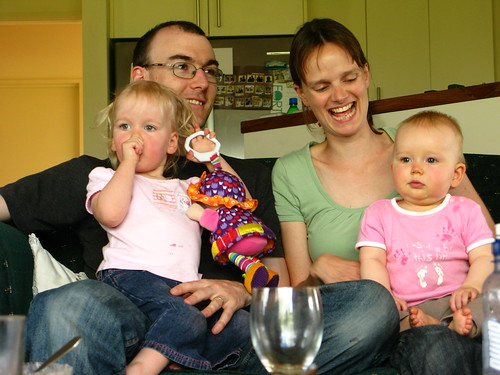 Brother Mark and family (!!!) in Christchurch, New Zealand