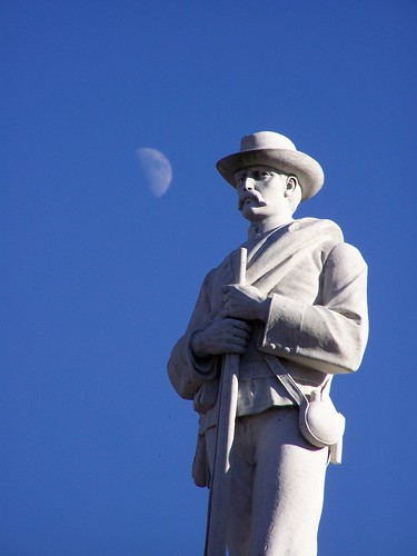Confederate Moon