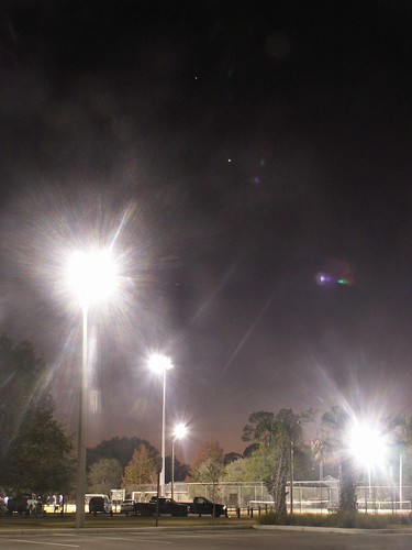 Jupiter and Venus, 25 Nov. 2008