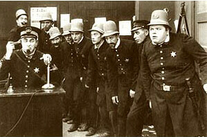 Keystone Kops by you.